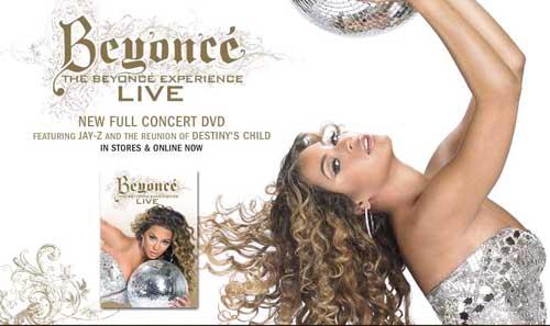 Beyonce - 10 Tane Video Klip [Dvd Rip]